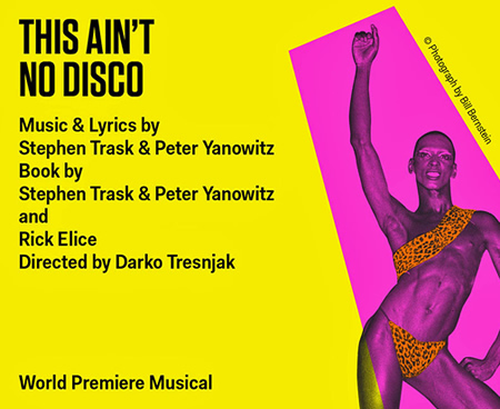 This Ain't No Disco poster